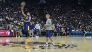 Steph Curry GLOBETROTTER Shots/Moments