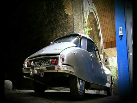 Wheeler Dealers - Citroen DS