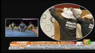 Power Breakfast: Interior Decor and Designs