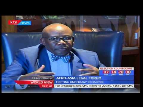 The major hindrance in the fight against terror is porous borders: Attorney General-Githu Muigai