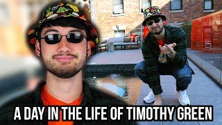 A Day in the Life of Timothy Green