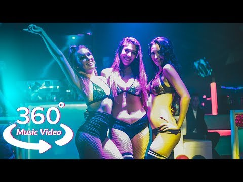 360° Dance Music Video - Shot on GoPro Fusion, Yi 360 VR & Insta360 One