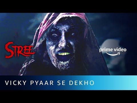 Vicky Pyaar Se Dekho   Stree   Raj Kummar Rao, Shraddha Kapoor   Amazon Prime Video #shorts