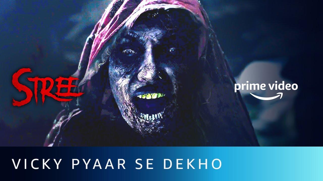 Vicky Pyaar Se Dekho | Stree | Raj Kummar Rao, Shraddha Kapoor | Amazon Prime Video #shorts
