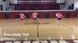 Chant #5 - Everybody Yell