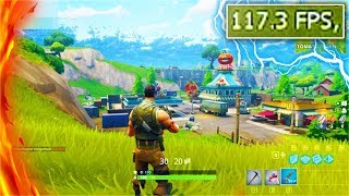 Fix lag on fortnite! How to increase FPS on fortnite
