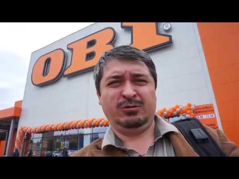 1.В Алматы 30 августа открылся первый в Казахстане гипермаркет OBI