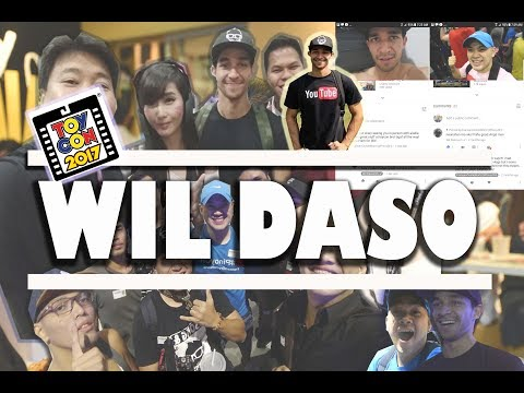 WIL DASOVICH VLOGGING TIPS in TOYCON 2017 Vlog 27