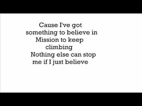 Dima Bilan Believe lyrics