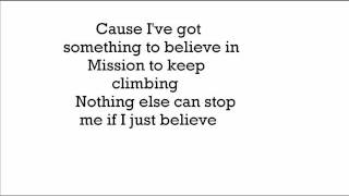 Скачать Dima Bilan Believe Lyrics