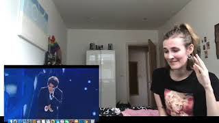DIMASH 'Sinful Passion' REACTION