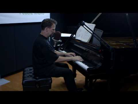 Scott O'Neil on Beethoven's Piano Concerto #4 at CPR Classical