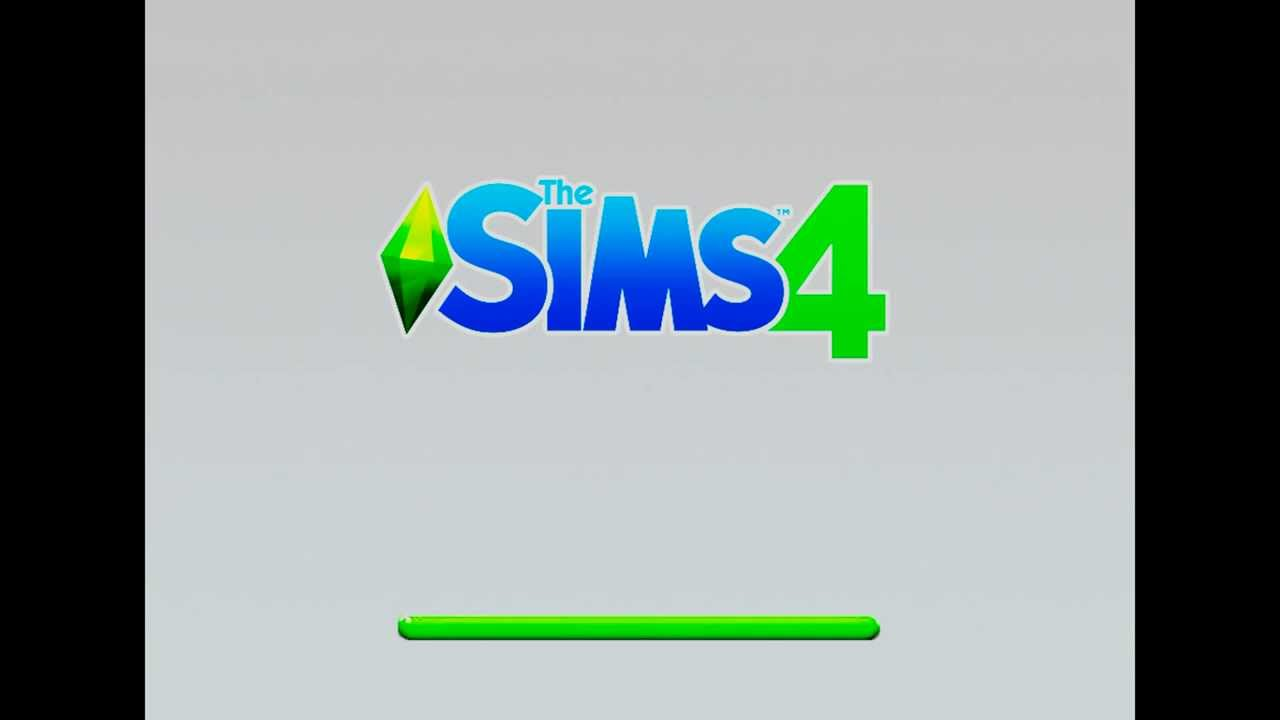 2nd Update Ver The Sims 4 Loading Screen Fanmade
