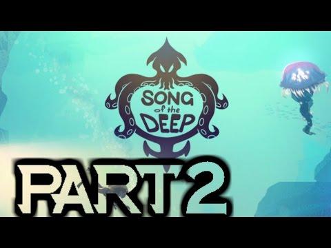 Song of the Deep Walkthrough PART 2 THE MERROW MAIDEN
