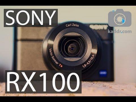 Sony Cyber-Shot RX100 - Обзор Фотоаппарата: Компактные Большие Возможности - Kaddr.com