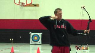 Archery Unit (part 1) - Bow And Arrow Orientation