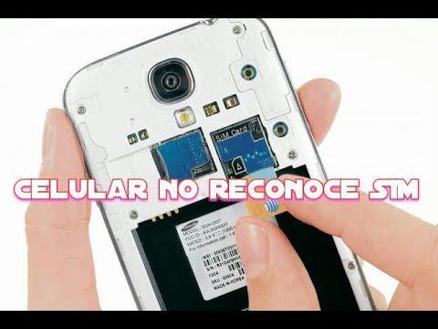 f4e37cd0885 Celular no reconoce SIM-sin servicio (Solución) - YouTube
