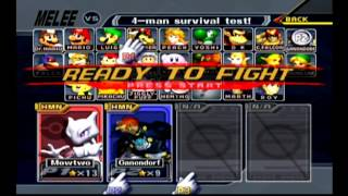 Gambar cover Super Smash Bros Melee - SSKR Gaming VS TheAwesomeShow9821 (Pt-2)