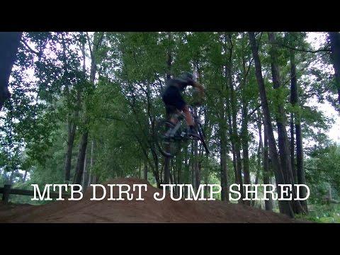 Dirt Jump Shreds - MTB Riding - Kaito...