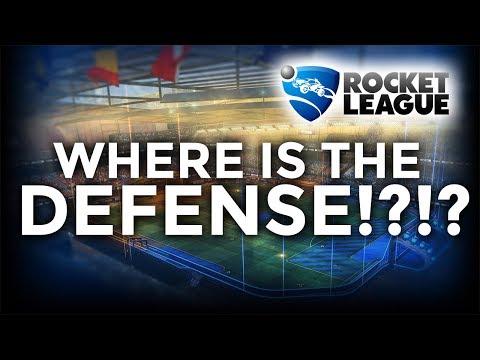 WHERE IS THE DEFENSE!?!? [ROCKET LEAGUE #61]