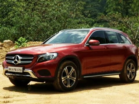 Mercedes-Benz GLC SUV review