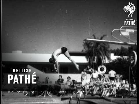 Sports News - High Diving (1954)
