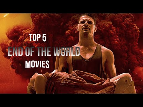Top 5 End Of The World Movies ✔