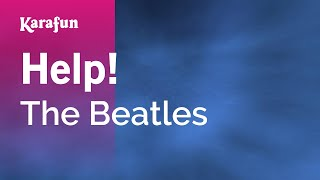 Karaoke Help! - The Beatles *