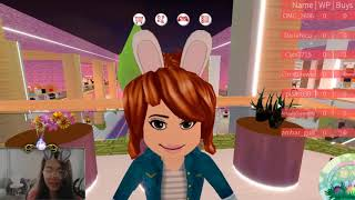 CHASSE AUX OEUFS DANS ROBLOX 3! 😄🎁 [ Let's play Roblox Royale High ] 🐰🐣🌷 #NomiGaming