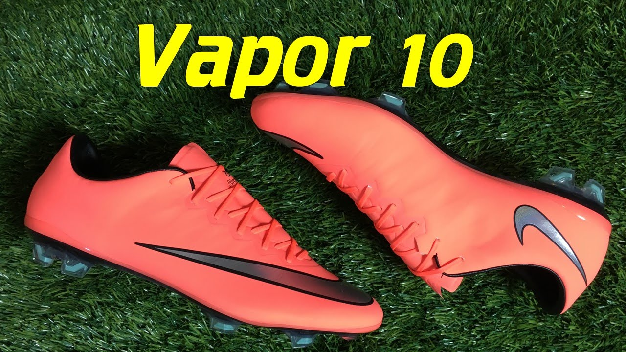 affordable price san francisco buy good Nike Mercurial Vapor 10 Bright Mango (Metal Flash Pack) - Review + On Feet