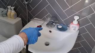 서비스 살균청소 스팀청소 살균소독 백년트랩 하수구 베란…
