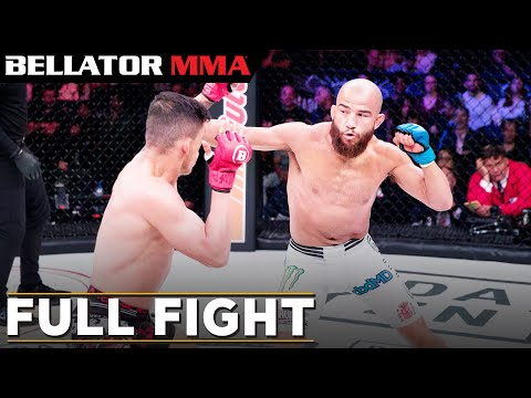 Full Fights | Juan Archuleta vs. Eduardo Dantas - Bellator 222