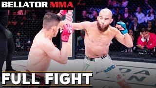 Full Fights | Juan Archuleta vs. Eduardo Dantas - Bellator 222