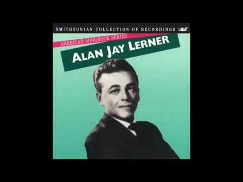 8311918 Alan Jay Lerner, I could have danced all night