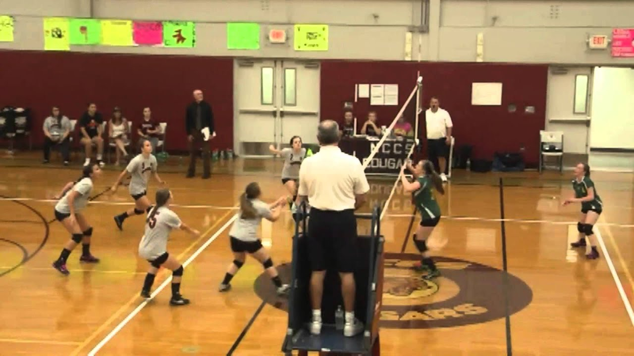 NAC - NCCS Volleyball  9-17-15