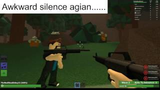Call of roblox 2(Nate gets butt touched?)