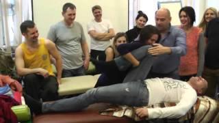 Обучение остеопатии - протокол артикуляций от А. Смирнова – работа с суставами и позвоночником