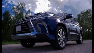 Lexus 570 LX 2018 Interior Exterior and Drive