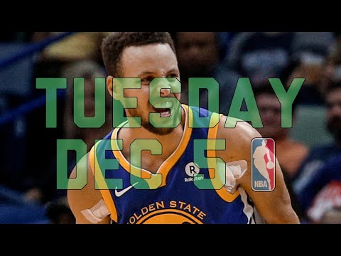 NBA Daily Show: Dec. 5 - The Starters