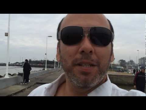 Paseando por montevideo uruguay  Puertito del buceo