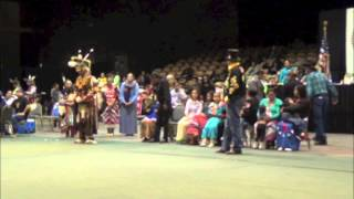 NATHAN CHASING HORSE SPECIAL 2014 Cabazon Powwow