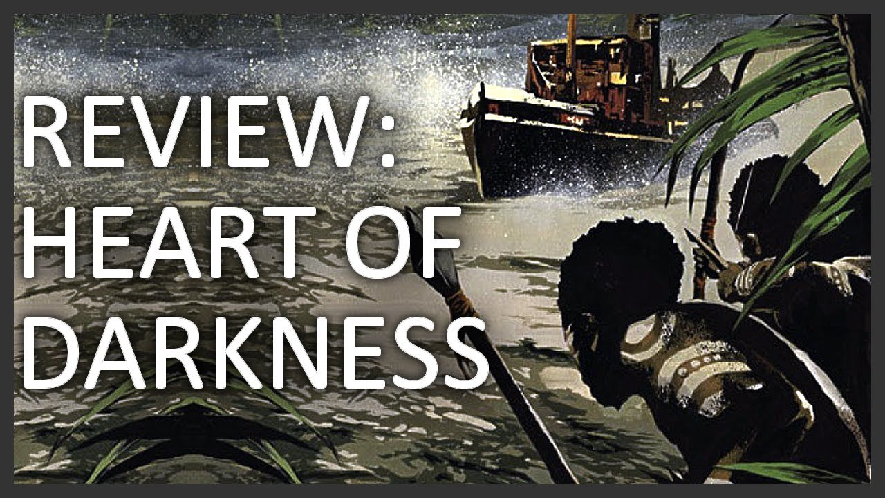 book analysis the heart of darkness This is day #8 of the one book, one day challenge we're going to speed read heart of darkness by joseph conrad at 500 words per minute (wpm) using accelareader.