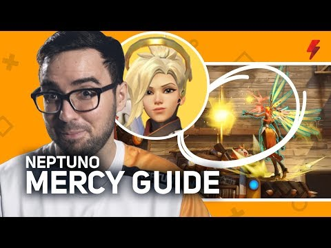 Overwatch Pro Tips: Neptuno explains Battle Mercy, Special Settings, and Who to Rez thumbnail