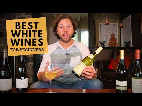 The Best White Wines For Beginners (Series): #1 Chardonnay