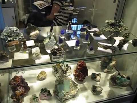 1 PART THE SAINT MARIE CRYSTAL AND GEM SHOW IN FRANCE JUNE 2010