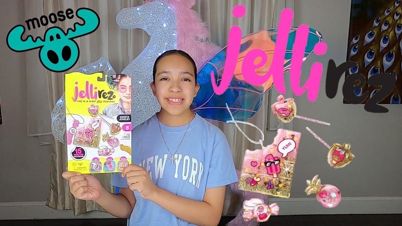 JELLIREZ DIY JEWELRY KIT UNBOXING
