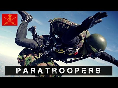 Indian Army Vs U.S. Army Paratroopers with Indian Airforce || Must Watch