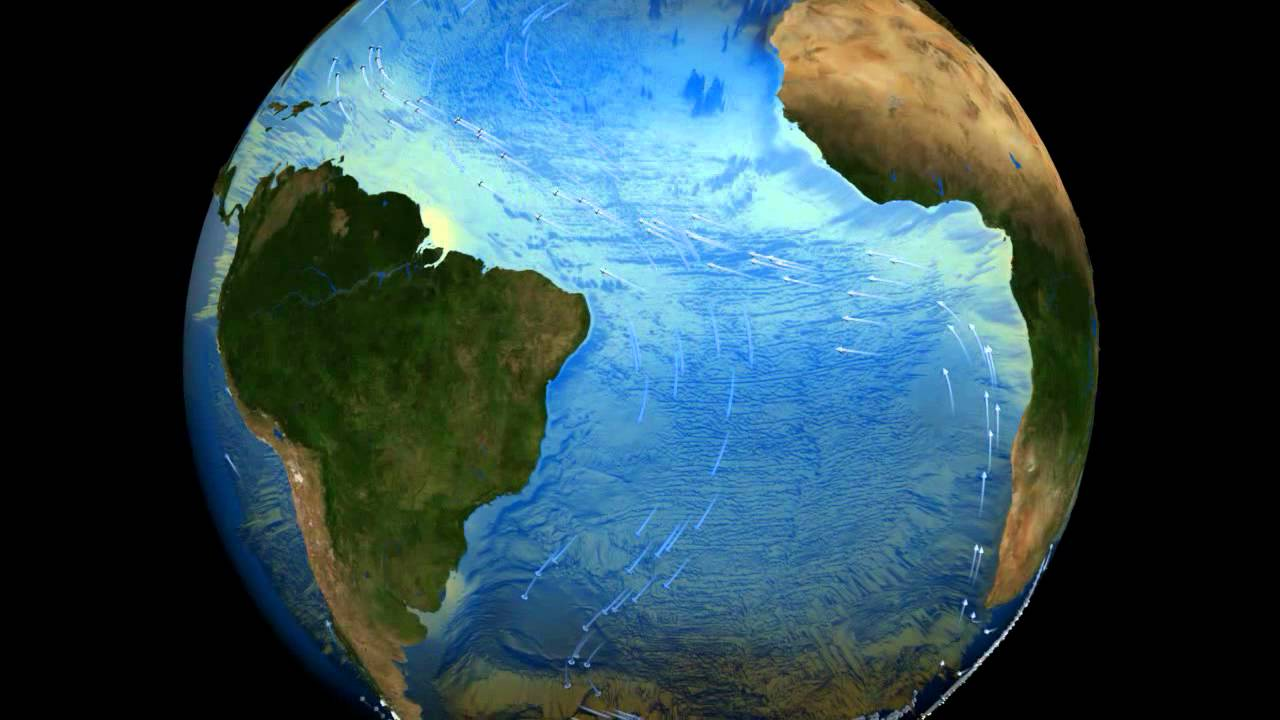 ocean conveyor belt effect on climate