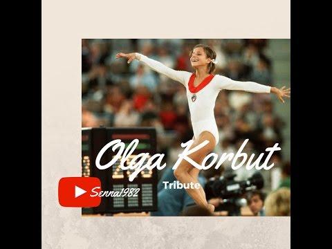 Olga Korbut Tribute