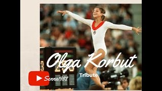Olga Korbut Tribute